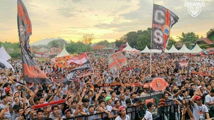 The Jakmania Kabupaten Bogor mempunyai 7 ribu anggota aktif.
