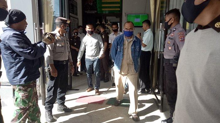 Jaksa Resmi Tahan Kadis PU Kabupaten Ngada dan Kuasa Direktur PT Brand Mandiri Jaya Santosa