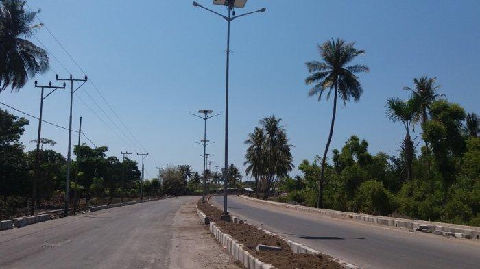 Berbatasan dengan Timor Leste, Wini Banyak Serap Proyek Nasional