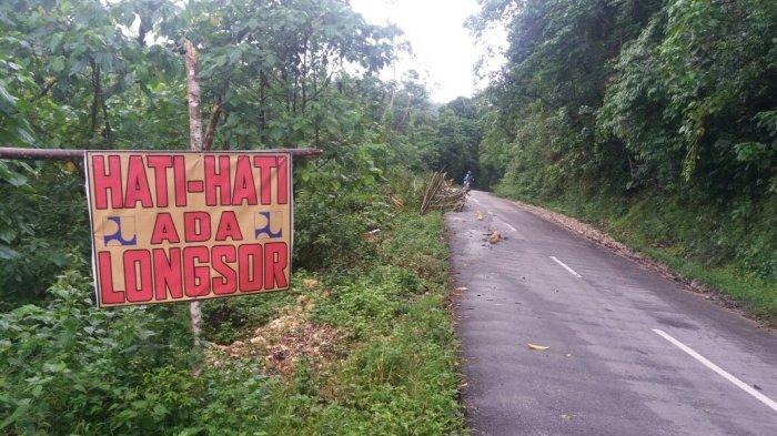 Ruas Jalan Nasional di Pulau Sumba Teracam Lumpuh