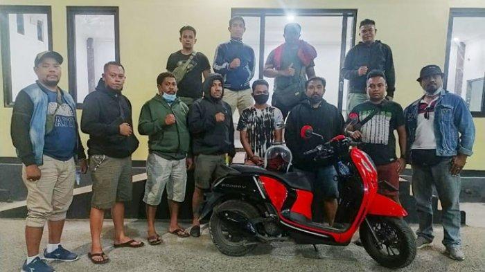 Jambret di Beberapa Lokasi, Oknum Anggota Baharkam Polri Dibekuk Polisi di Rumah Pacarnya