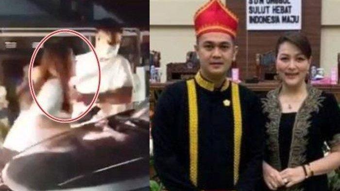 Ketua DPRD SulutDiduga Selingkug,Padahal Punya Istri Dokter Cantik,Ini NasibJames Arthur Kojongian