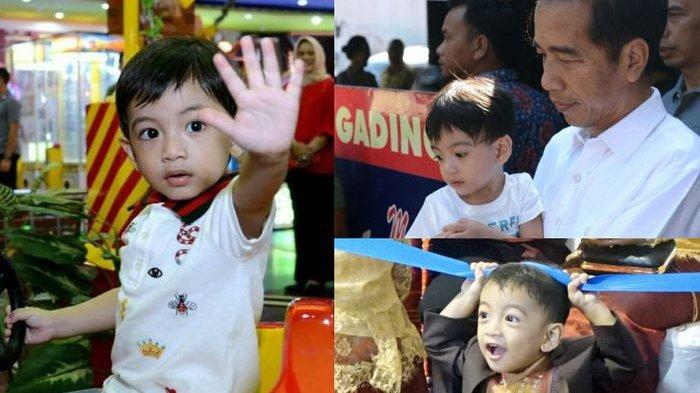 Ini Biaya Sekolah Musik Jan Ethes, Putra Gibran Rakabuming dan Selvi Ananda, Cucu Jokowi