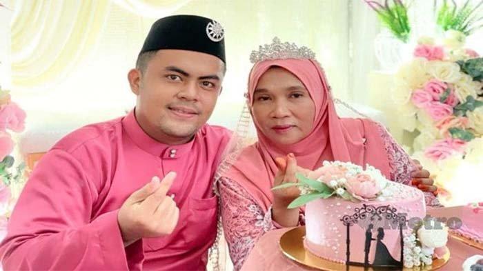 Janda Kaya 59 Tahun Menikah degan Pemuda Tampan Pemulung, Ini yang Buat Mereka Jatuh Cinta
