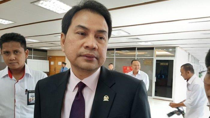 Sempat Mangkir, Azis Syamsuddin Akhirnya Penuhi Panggilan Penyidik KPK, Ini Kasus yang Menyeretnya