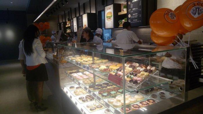 TRIBUN WIKI: Yuk ke J. CO Donuts and Coffe, Ada Promo Menarik