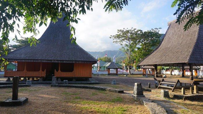 Jelang HUT Kemerdekaan, Taman Renungan Bung Karno Ende Sepi, Museum Tenun Ikat Sedikit Berbeda