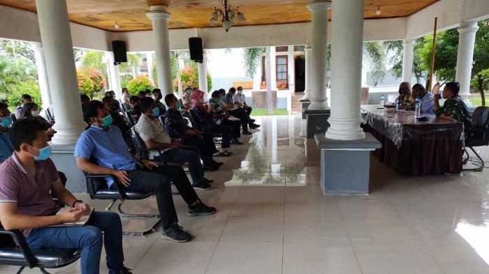 Jelang Kunjungan Presiden RI ke Sumba Tengah, NTT, Ini Permintaan Dandim kepada Warga, Kandangkan