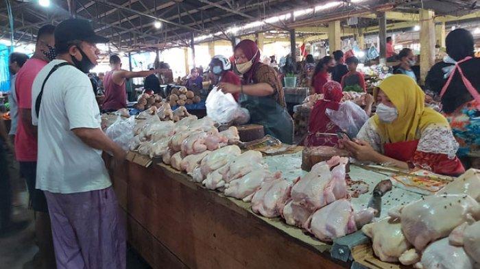 Jelang Natal, Harga Telur dan Daging Ayam Naik