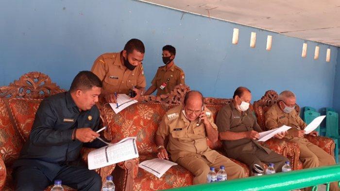 Jelang Pendaftaran Paslon, Bupati Niga Dapawole Imbau Warga Jaga Ketenangan Daerah