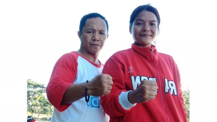 Jelang PON, Atlet Kempo Manggarai Barat NTT Siska Fokus Latihan Kecepatan Kaki