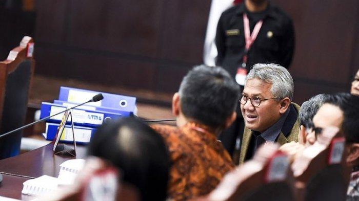 Jelang Putusan MK, Ini Permintaan Ketua KPU Arief Budiman
