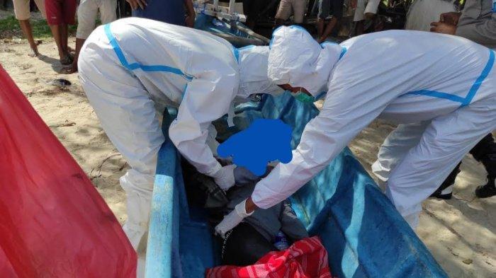 Penemuan Mayat di Pahunga Lodu Sumba Timur, Keluarga Korban Tolak Autopsi