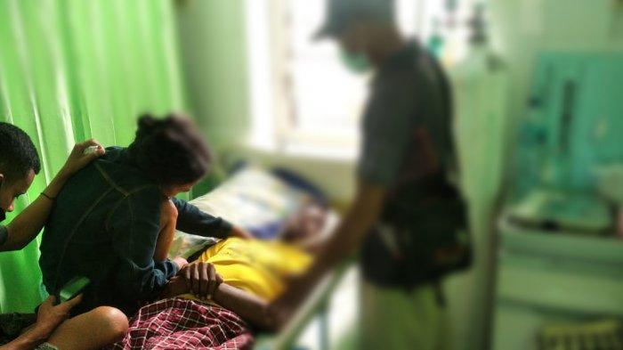Korban Lakalantas Akibat Penutupan Akses Jalan Weri-Bandara Meninggal Dunia