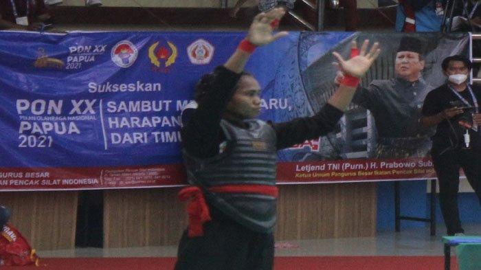Jeni ke Final, Ronal dan Zaki Terhenti, Cabang Pencaksilat PON XX Papua 2021