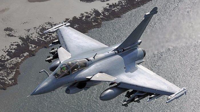 Jet Tempur Dassault Rafal Ini Diburu Prabowo, Kehebatan Jet Tempur Buatan Dassault Aviation Prancis