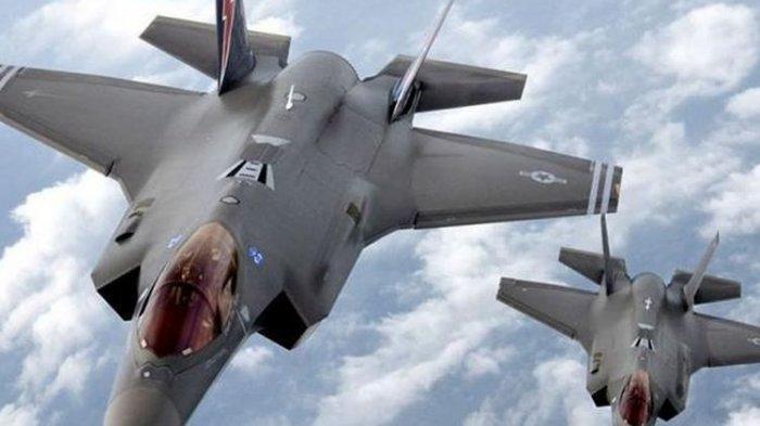 Menhan Prabowo Incar Jet Tempur F-35. Ini Kecanggihannya