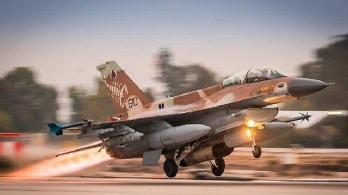 Israel Lakukan Serangan Udara ke Suriah,Rudal Yahudi Berhasil Ditembak Jatuh Pasukan Bashar al-Assad