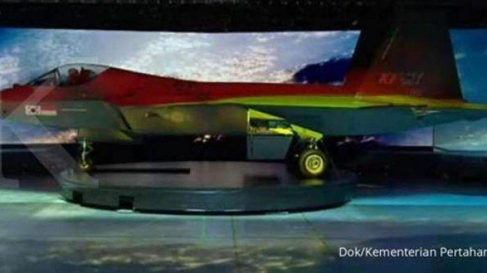 Indonesia Ikut Andil Buat Pesawat Jet Tempur Siluman, Diluncurkan Korea Selatan , Jokowi: Selamat