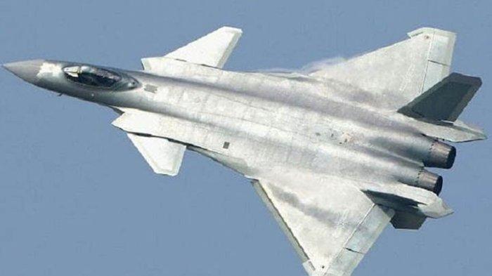 Amerika Makin Tertinggal , China Buat Jet Tempur Siluman Terbang Tanpa Lensa Luneburg, SIap Tempur