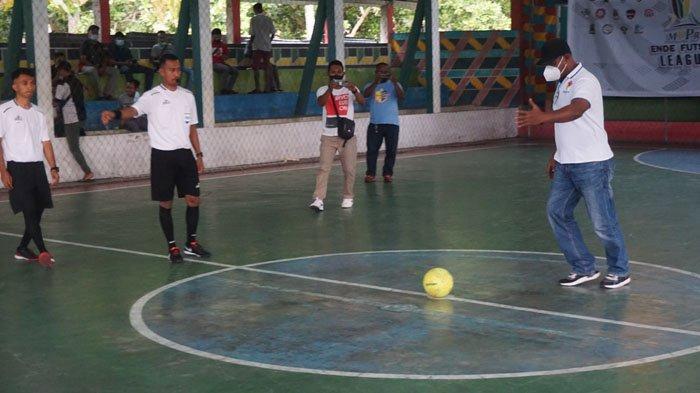 Jimmi Sianto Tegaskan Liga Futsal Ende Jalan Terus