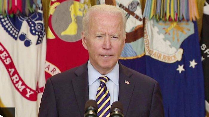 Presiden AS Joe Biden Menetapkan Aturan Vaksin COVID-19 baru yang keras di Tengah Gelombang Delta