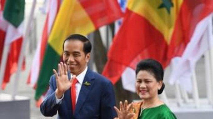 Masa Lalu Jokowi Iriana Usai Nikah, Pernah Merasakan Bulan Madu Super Singkat, Kenapa?