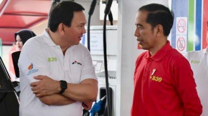 AhokBlak-blakan Gabung PDIP, Selain Karena Megawati, Suami Puput Ingin Dikenang Sebagai Pejuang