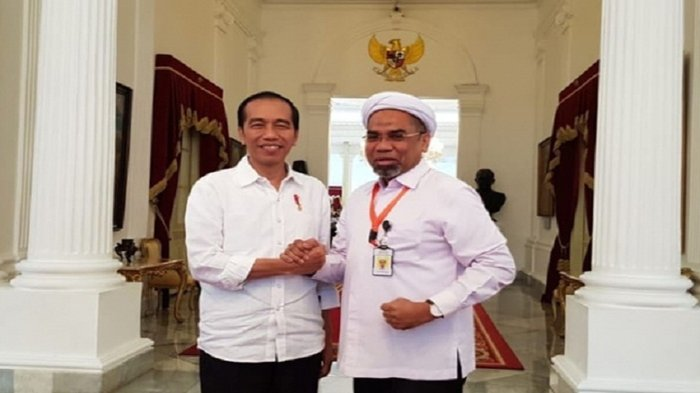 Presiden Jokowi Menunjuk Sosok Ini Kalau Mau Menggantikan Moeldoko: Ali Ngabalin atau Fahri Hamzah?