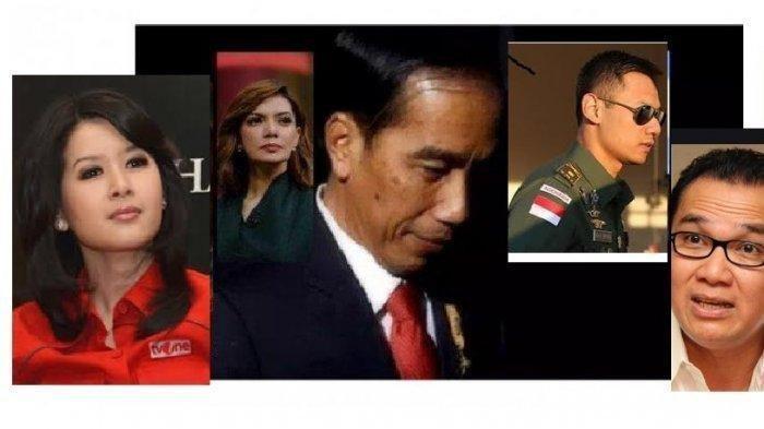 Nama Menteri Kabinet Jokowi Beredar Jelang Pelantikan Presiden, Viktor Laiskodat Bukan Menteri KLH