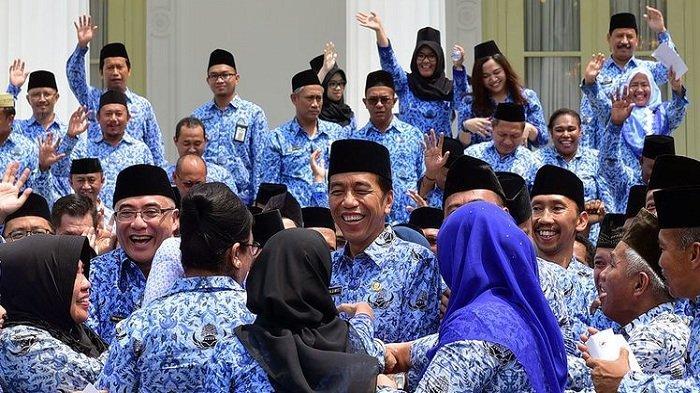 Kenaikan Gaji PNS 2021 Kementerian PANRB Masih Tunggu Menteri Keuangan Sri Mulyani Indrawati, Batal?