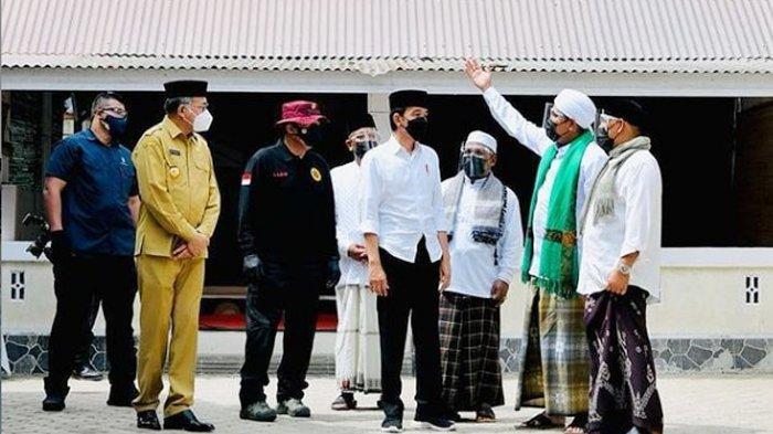 Dari Kunjungan Jokowi ke Aceh, Terungkap Adanya Masalah Vaksinasi di Tanah Rencong