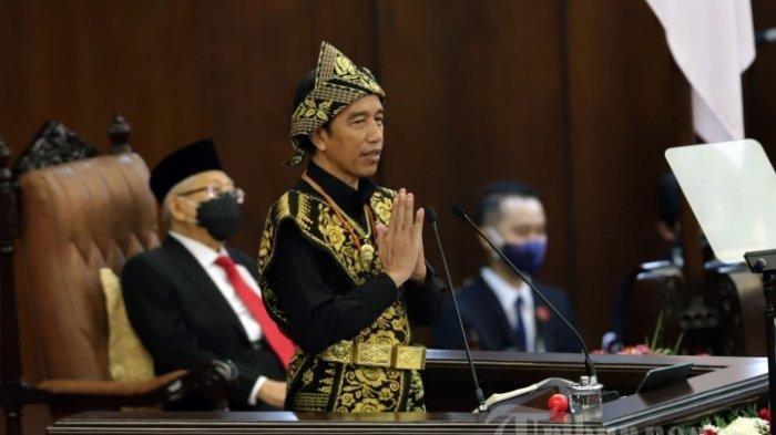 Ketua Komisi III DPR Puji Presiden Kenakan Baju Adat Sabu Raijua, Herman Hery: NTT Bangga