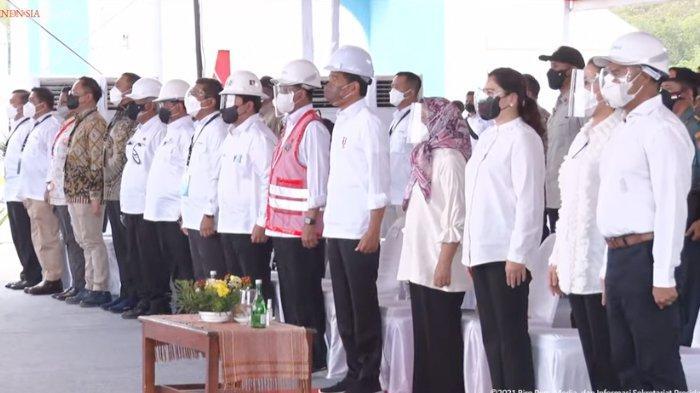 Penggabungan PT Pelindo, Jokowi Tunggu 7 Tahun