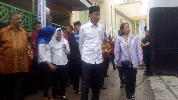 Jokowi Tegaskan tak Ada Biaya Urus Sertifikat Tanah di BPN, yang Minta Bayar Lapor Polisi