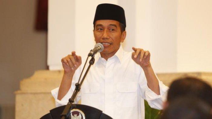 Saat Belajar Bahasa Ngapak, Begini Gaya Jokowi, Lihat Videonya! Kocak Abis!