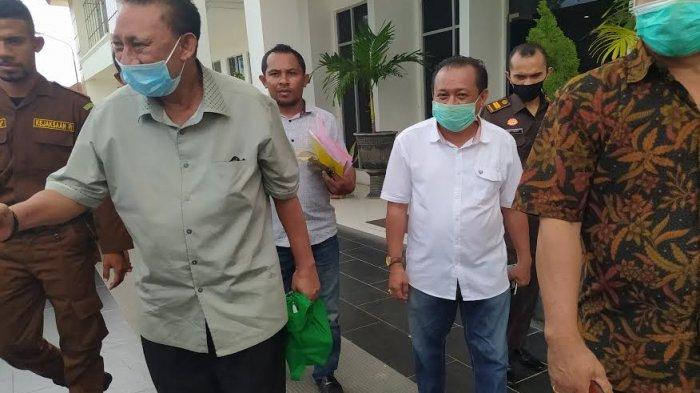Dialihkan ke Tahanan Kota Setelah Lima Hari Ditahan Jaksa, Jonas Langsung Dilimpahkan Ke Pengadilan