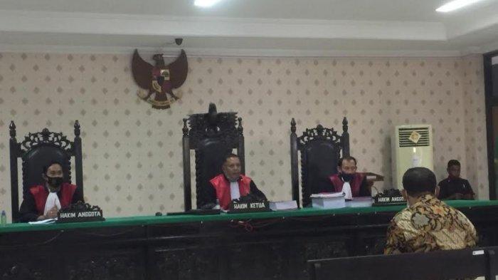 Putusan Sela Sidang Perkara Pengalihan Aset Tanah Pemkot Kupang,Hakim Tolak Eksepsi Jonas Salean
