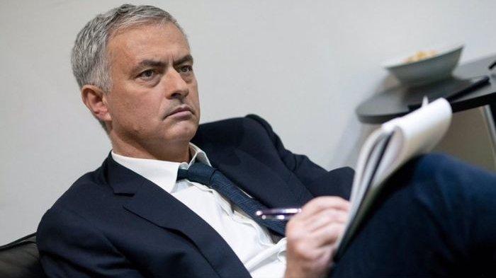 Kabar Liga Italia, Jose Mourinho Resmi Latih AS Roma setelah Dipecat Tottenham Hotspur