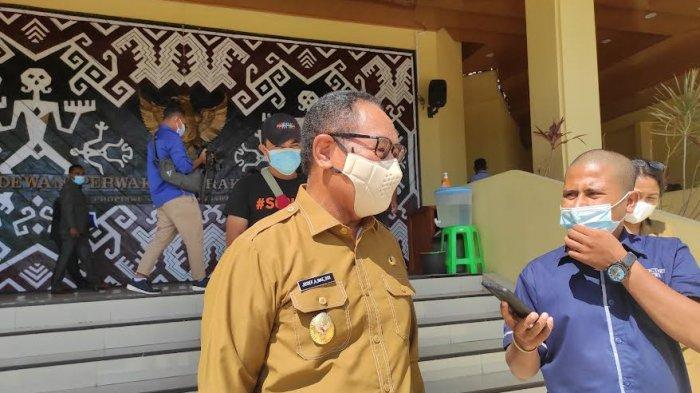 Wakil Gubernur NTT,Josef Adrianus Nae Soi Minta Warga Taat PPKM