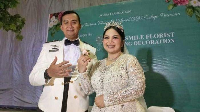 INGAT Joy Tobing! Sang Penyanyi Baru Saja Lepas Status Janda,Usai Dinikahi Kolonel TNI, Ini Sosoknya