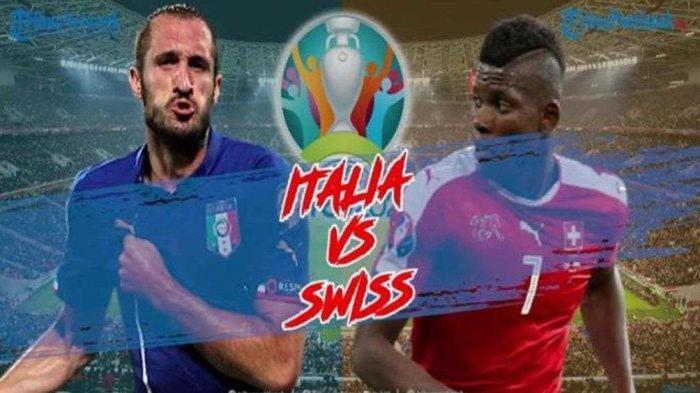 Laga Italia kontra Swiss