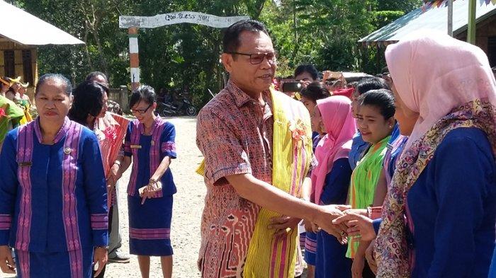 Anggota DPR RI, Julianus Pote Leba, Sarankan Warga Jaga Perilaku Hidup Sehat