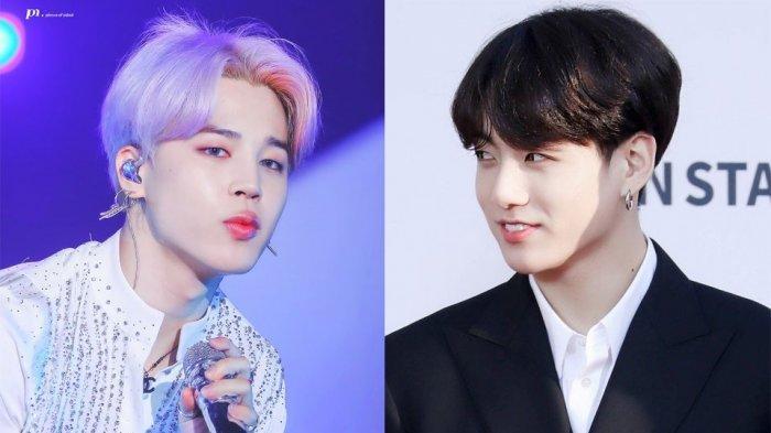 Bilang ''I Love You'' Pada Jungkook BTS Jimin Malah Dapat Respon Seperti Ini dari Sang Golden Maknae