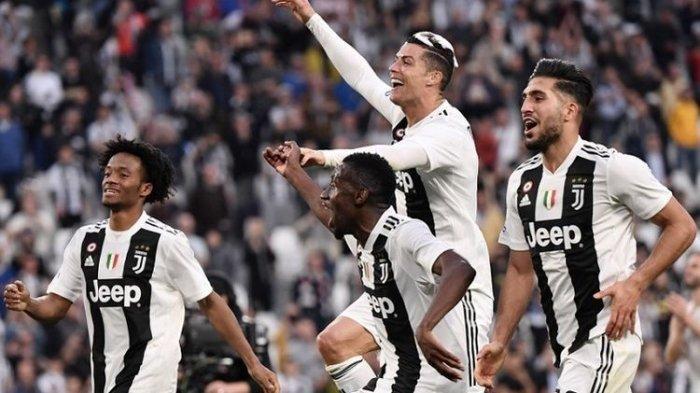 Gelandang Juventus Syok Setelah Tahu Namanya Dicoret dari Skuat Liga Champions Karena Alasan Ini