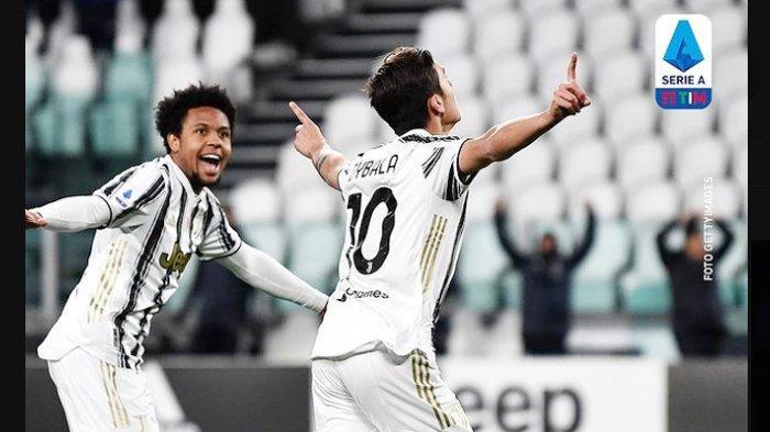 Klasemen Liga Italia 2021 Usai Juventus Vs Parma, Juventus Kawal AC Milan dan Inter Milan