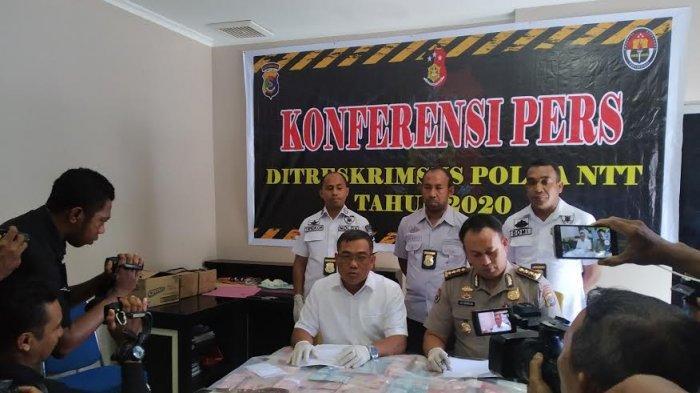 Kasus Korupsi Pengadaan Bibit Bawang di Malaka, Polisi Tahan Delapan Tersangka, Sita Mobil & Uang