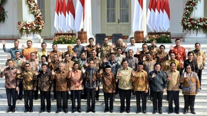 Jokowi Segera Lakukan Reshuffle,5 Menteri Ini Dinilai Berkinerja Buruk & Layak Dicopot,Siapa Mereka?