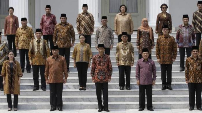 Buruk, Pengamat ini Sebut Kinerja Menteri Jokowi Tidak Inovatif dan Kreatif di Masa Pandemi Covid-19