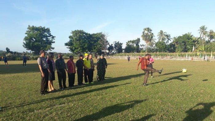 Turnamen Ketua DPRD Malaka Cup III Untuk Jalin Persaudaraan